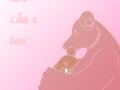 love-like-a-bear